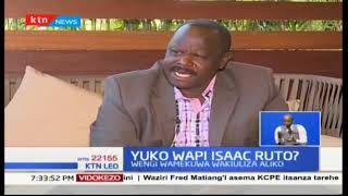 EXCLUSIVE: Former Bomet Governor Isaac Ruto's full interview