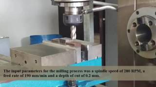 How spindle speed affects surface roughness