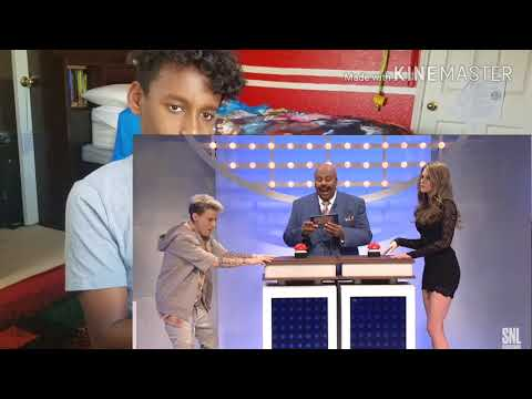 Yeesack Reacts to SNL Family Feud 2017 Super Bowl Edition. If you laugh you must restart the video! mp3