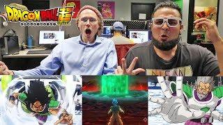BROLY VS GOKU VS FRIEZA! REACTING TO Dragon Ball Super: Broly Movie Trailer (English Dub)