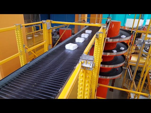 Video - Les articles individuels de la logistique - Ecommerce