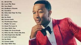 John Legend Greatest Hits   All Of Me (Full Album)