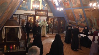 Sunday Divine Liturgy - Young Adult Choir