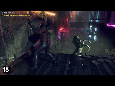 Видео № 1 из игры Watch Dogs: Legion (Б/У) [PS5]