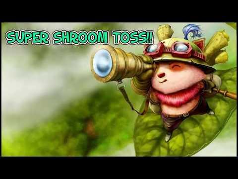 提莫 - 超級蘑菇拋