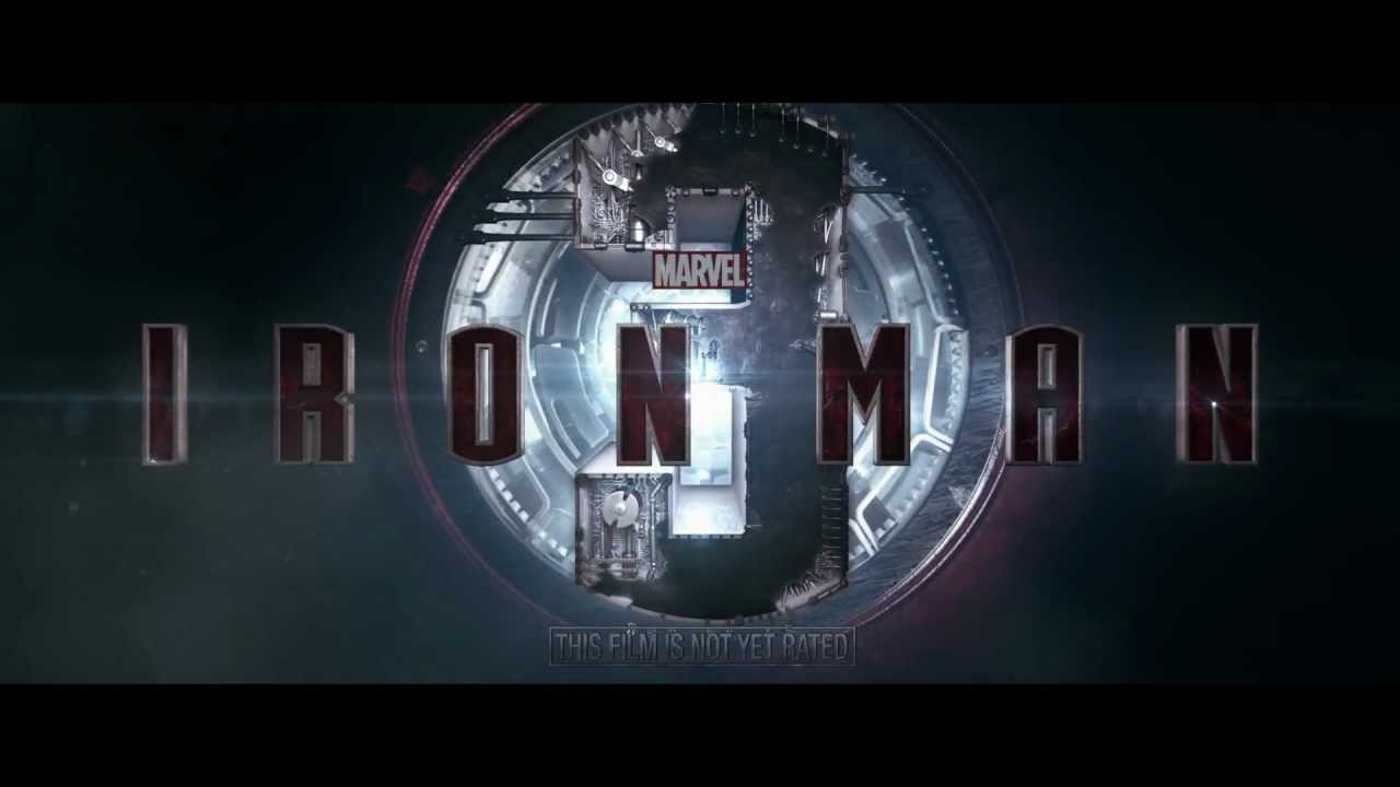 Watch The New Iron Man 3 Teaser Trailer Now