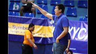 Jerry Codinera steps down as Arellano head coach