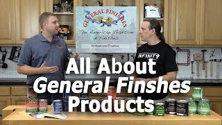 All About General Finishes Stains, Milk Paint, And Topcoats
