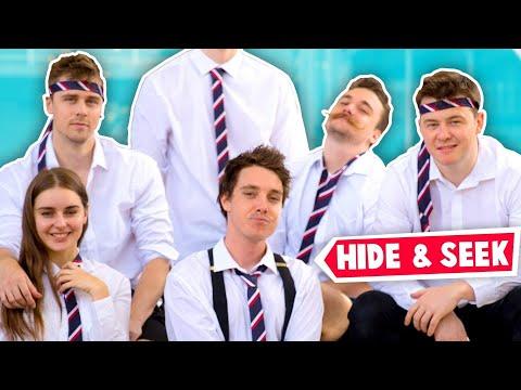 CLICK SCHOOL HIDE & SEEK PT. 2!
