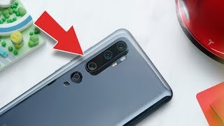Xiaomi Mi Note 10 - The 108-Megapixel Smartphone Camera?