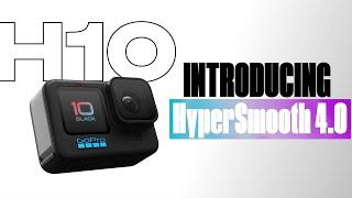 GoPro: HERO10 Black | HyperSmooth 4.0
