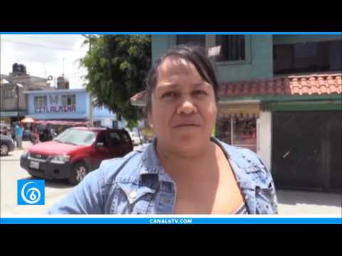 Habitantes se ven beneficiados con pavimentaciones en calles de Ecatepec