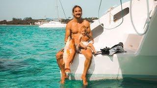 BOAT LIFE: Hunting Fish for the Family. BAHAMA HOGFISH!