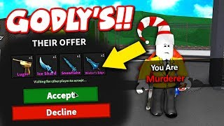 EXTREMELY LUCKY MURDER MYSTERY *6 FREE GODLYS*