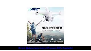 Review JJRC H68 RC Drone Quadcopter Drones with HD Camera 720P Wifi FPV RC Quadrocopter Altitude H