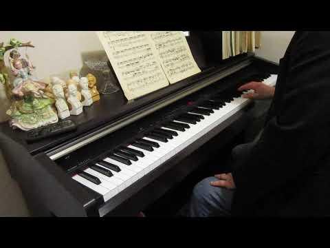 Mozart, Fantasy c minor, part