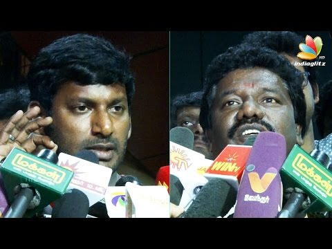 Nadigar-Sangams-statement-about-Cauvery-Water-War-Vishal-and-Karunas-Speech