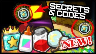 New Secret Free Codes Hidden In The Game Roblox Bee Swarm