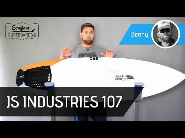 JS Industries 107 Surfboard Review no.148 | Compare Surfboards
