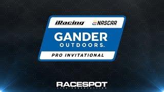 eNASCAR Gander Outdoors 100 iRacing Pro Invitational | Martinsville
