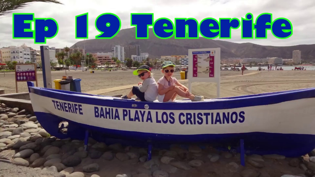 Ep 19: Kids in Tenerife - from the Volcano to the Beach