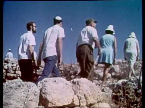 מסע נוסטלגי אל המקומות הקדושים בארץ ישראל