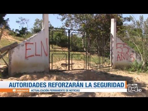 Gran enfrentamiento entre el ELN y el Ejercito en Ocaña, Norte de Santander