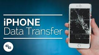 Broken iPhone Data Transfer Tantrum (Not a Tutorial) - Krazy Ken's Tech Misadventures