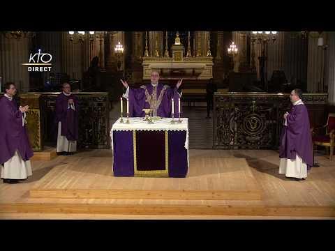 Messe du lundi 23 mars 2020 à St-Germain-l'Auxerrois