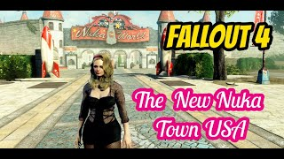 The New Nuka Town USA Without Junk Market