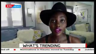 Lupita Nyong'o endorses her father Anyang' Nyong'o for Kisumu governor