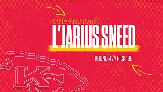 """The Call"" to L'Jarius Sneed"