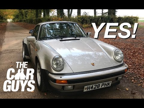 The Porsche 930 Turbo IS BACK! And Now It's One Of The Greatest 911s Ever.