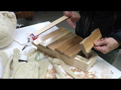 Matthias Wandel // Xylophone toy build [6:26]