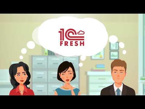 Видеообзор 1C:Fresh