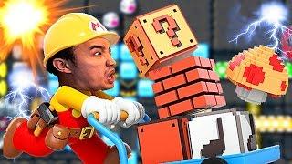 SLOW MOTION ! | Super Mario Maker #102