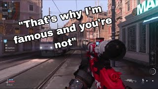 """Trolling Teammates by Telling Them That I'm """"Famous"""" (hilarious reactions😂"""