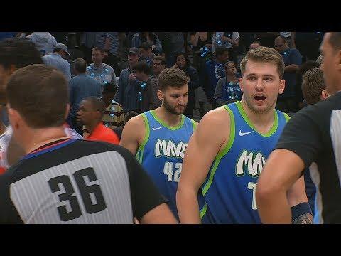 Luka Doncic No Call Last Shot! Kings Snap 5 Game Streak! 2019-20 NBA Season