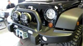 2012 Jeep Wrangler Unlimited AEV (American Expedition Vehicle) | Lifted, Custom Wrangler