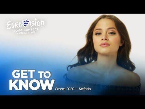 🇬🇷: Get To Know - Greece 2020 - Stefania