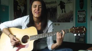 Strung Out -Matchbook (Acoustic Cover) -Jenn Fiorentino