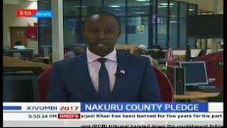 Nakuru County Government pledges to invest more in sports