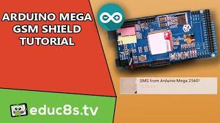 GSM Shield on an Arduino Mega tutorial