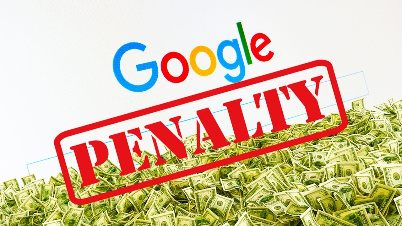Google Slapped With Record Fine thumbnail