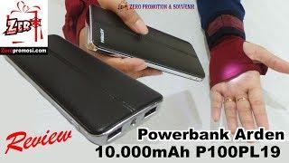 Barang Promosi Powerbank Arden 10000mAh P100PL19