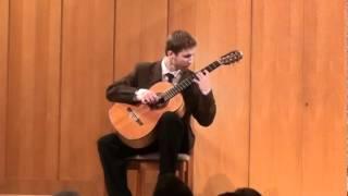 Цыганская импровизация на классической гитаре