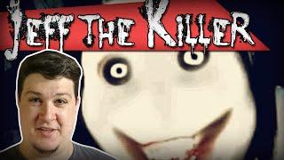 Jeff the Killer (Creepypasta, Lenda da Lenda e Origem da Imagem)