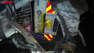 15 killed in night-time Kamukuywa crash