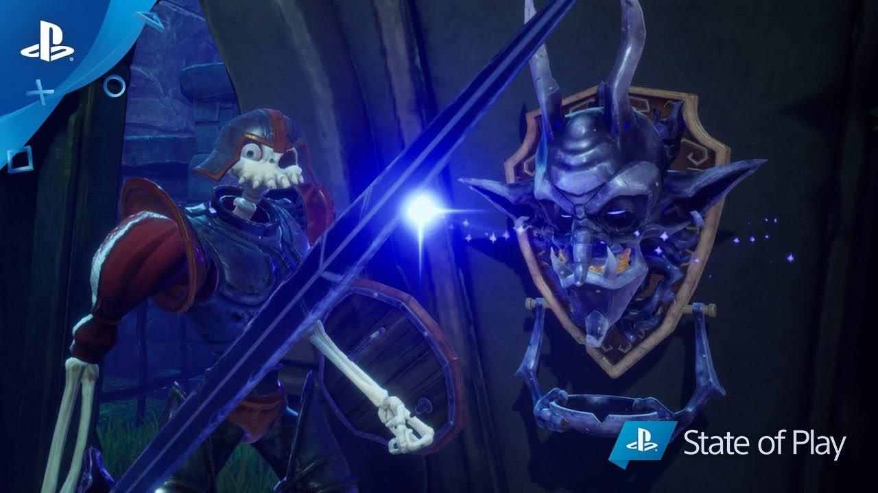 Demo de MediEvil para PS4 Disponível Hoje na PlayStation Store