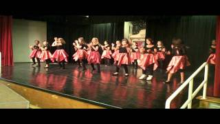 Get on Your Feet Dance from Holladay K -5th Elementary Magnet School TUSD